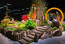 2014 northwest flower garden show display created by walp and wsnla - Northwest Flower And Garden Show