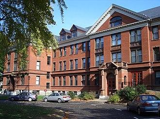 Worcester Academy - Dexter Hall