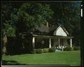 WEST FRONT - Rosalynn Carter Childhood Home, 219 South Bond Street, Plains, Sumter County, GA HABS GA,131-PLAIN,5-8 (CT).tif