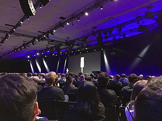 Apple Worldwide Developers Conference - The Platforms State of the Union address at WWDC 2017.