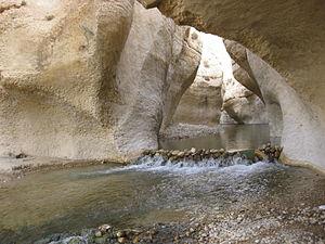 Wadi al-Hasa - Image: Wadi Zered