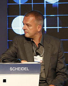 Walter Scheidel - Annual Meeting of the New Champions 2012.jpg