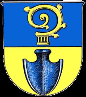 Bischofferode - Image: Wappen Bischofferode