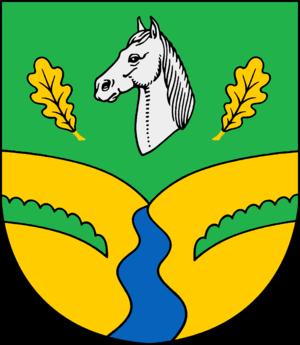 Traventhal - Image: Wappen Traventhal