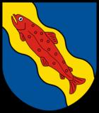 Das Wappen von Vöhrenbach