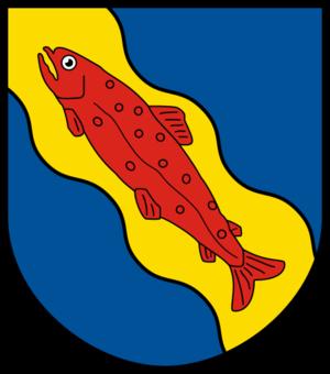 Vöhrenbach - Image: Wappen Voehrenbach