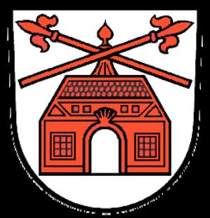 Zuzenhausen - Image: Wappen Zuzenhausen