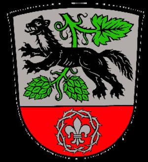 Mindelstetten - Image: Wappen von Mindelstetten