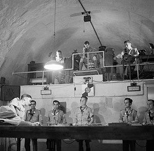Lascaris War Rooms - Image: War Headquarters, Malta GM2310