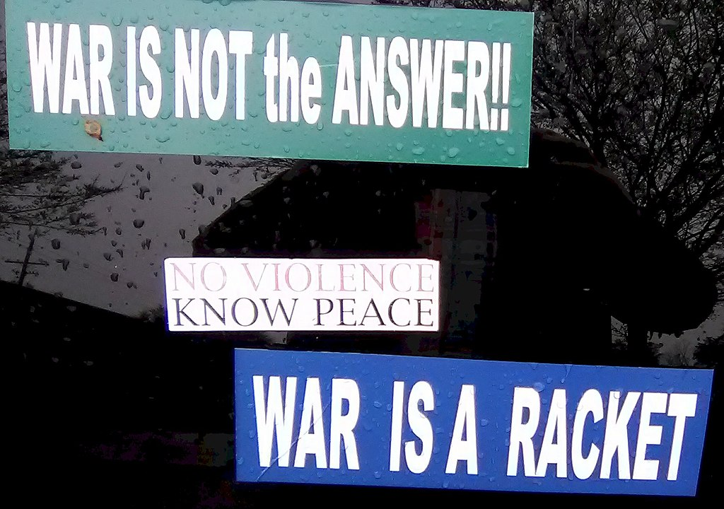 War is a racket u know - it's time for peace!.jpg