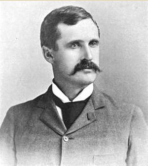 Warren B. Hooker - Warren Brewster Hooker, New York Congressman and Judge
