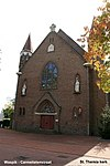 waspik - carmelietenstraat 58 - voormalig carmelietenklooster st. theresiakerk