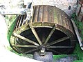 Water Wheel at Mosty Lee Mill - geograph.org.uk - 551565.jpg