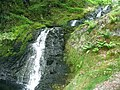 Waterfalls on Nant Rhaeadr - geograph.org.uk - 462596.jpg