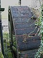 Waterwheel, Dittisham Mill - geograph.org.uk - 271071.jpg