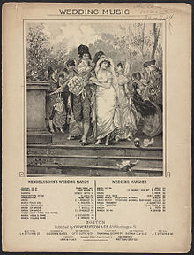 Wedding March Mendelssohn