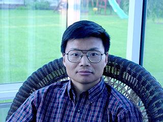 Weinan E Chinese mathematician