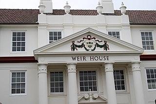 Weir House (Victoria University of Wellington)