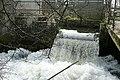 Weir at Padworth Mill - geograph.org.uk - 1189264.jpg