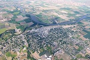 Weiser, Idaho - Weiser in May 2009