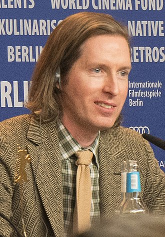 Moonrise Kingdom - Image: Wes Anderson at the 2018 Berlin Film Festival