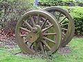 West Bromwich Central - cannon wheels (or from a small train) (5579219439).jpg
