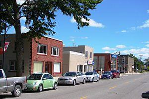 West Elgin, Ontario - Image: West Lorne ON