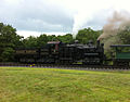 Western Maryland Shay 6 on Cass Scenic Railroad.JPG
