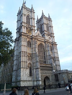 Westminster Abbey - Nov 2013.jpg