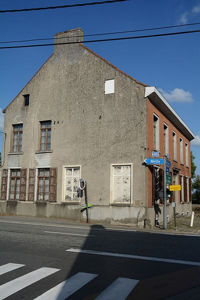 Voormalige brouwerij en afspanning De Posterije, Wetterse steenweg 1, Oosterzele