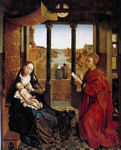 http://upload.wikimedia.org/wikipedia/commons/thumb/0/0e/Weyden_madonna_1440.jpg/481px-Weyden_madonna_1440.jpg