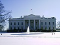 White House north side in winter 2010.jpg