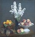 White Rockets and Fruit by Henri Fantin-Latour, 1869.JPG