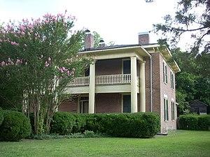 Whitman-Anderson House, Ringgold (Catoosa Coun...