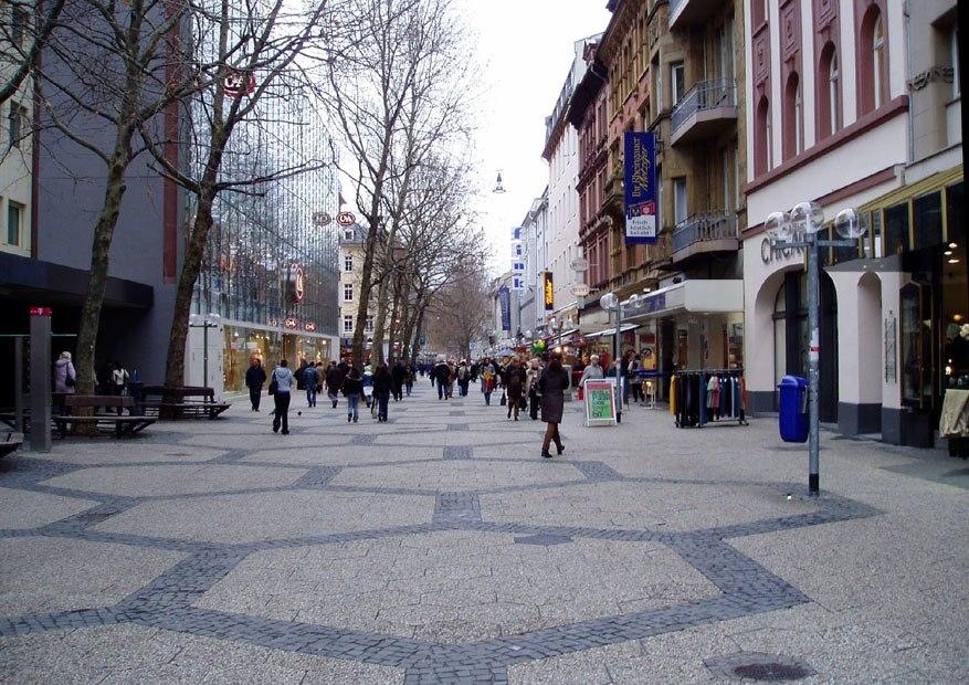 Wiesbaden Pedestrian