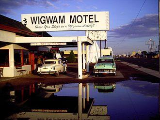 Wigwam Motel - Wigwam Motel, Holbrook, Arizona