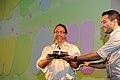 Wikimania 2011 - Closing ceremony (70).JPG