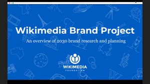 File:Wikimedia Foundation branding proposal presentation.webm