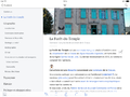 "Wikipedia iPad screenshot of ""La Forêt-du-Temple"" in French - horizontal intro display.png"