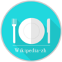 Wikipedia zh food&drink logo.png