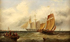 William Anslow Thornley - Marina.jpg