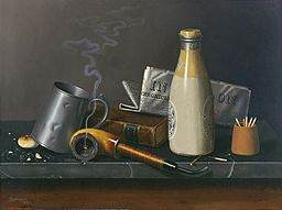 William Harnett - Materials for a Leisure Hour.jpg