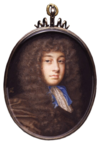 William Wycherley en 1675
