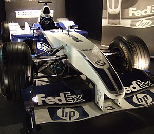 Williams FW25.
