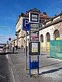 Wilsonova, hlavní nádraží, autobusová zastávka před budovou, stání 3.jpg