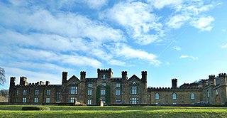 Wilton Castle, North Yorkshire