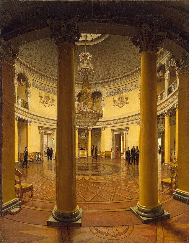 Private Apartments of the Winter Palace - Wikiwand