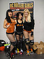 Wizard World Anaheim 2011 - OC Roller Girls (5674406515).jpg