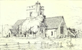 Woldham Church - 'Page Notes on the churches in the counties of Kent, Sussex, and Surrey djvu 211 - Wikisource'.png