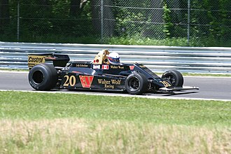 Walter Wolf Racing - Image: Wolf WR6 2009 Lime Rock
